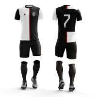 Kit C/ 22 Uniformes De Futebol Completo Em Dryfit 22 Kits De Camisa + Calção + Meião