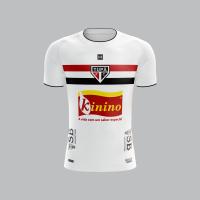 Camisa Oficial Tupã 2020 Heatd Masculina - Branca