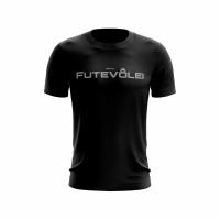 Camiseta Futevôlei Heatd - Preta